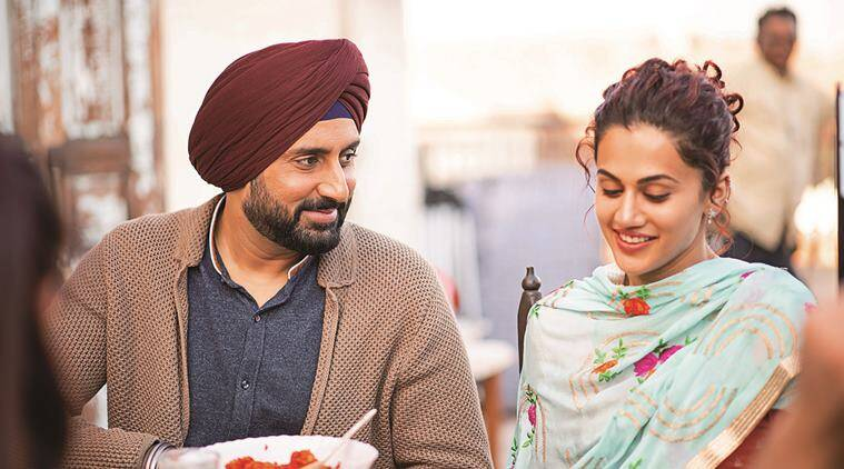 Manmarziyaan, Manmarziyaan movie, Abhishek Bachchan, Taapsee Pannu, Manmarziyaan movie 2018, Anurag Kashyap, Manmarziyaan bollywood movie, Indian express, Latest news