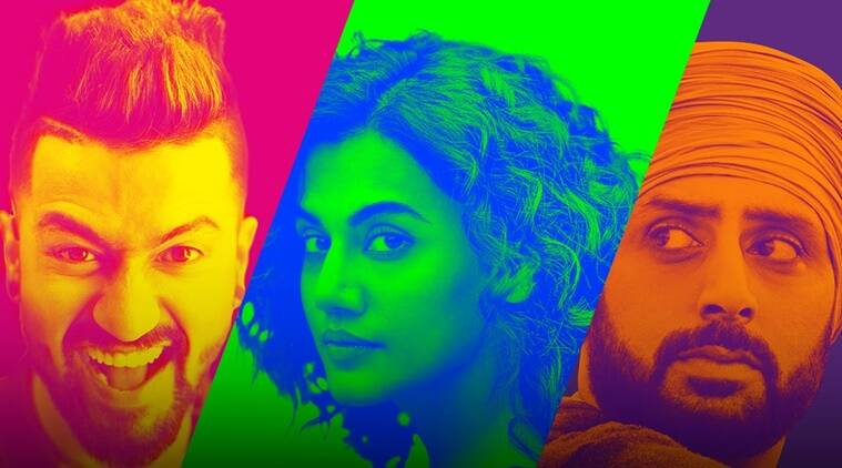 manmarziyaan movie photos