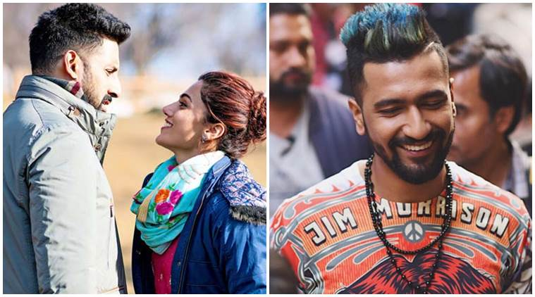 Manmarziyaan movie review Abhishek Taapsee Vicky