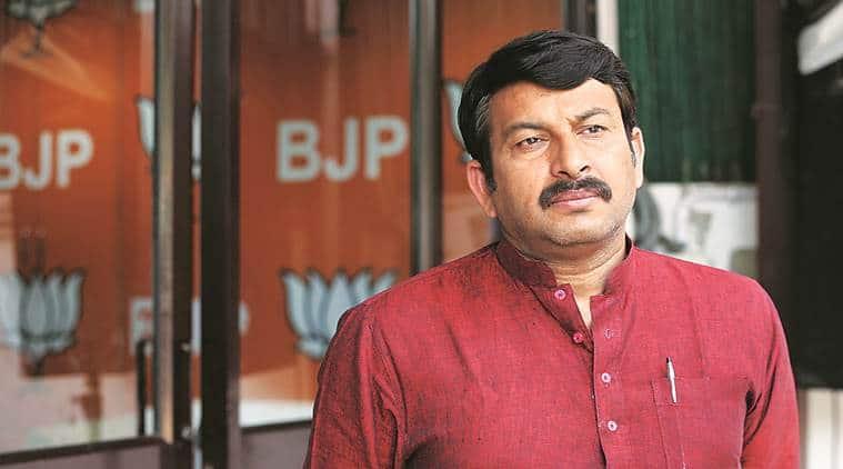 Arvind Kejriwal, Manish Tiwari, Delhi BJP, Vijender Gupta, Delhi AAP, Indian express, latest news