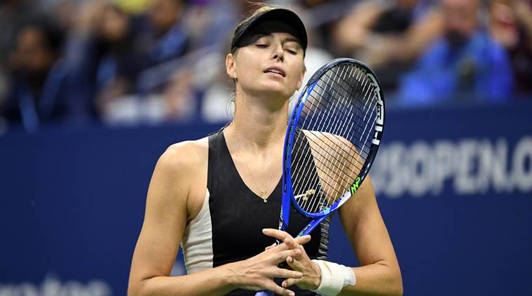 US Open 2018: Maria Sharapova beaten by birthday girl ...
