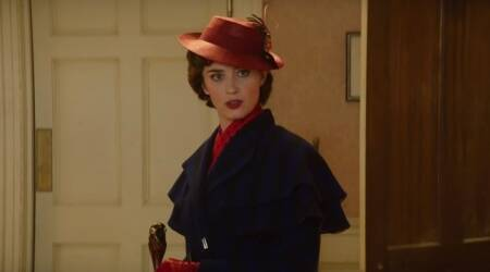 Mary Poppins trailer: Emily Blunt is a magical nanny in this cheery Christmas film