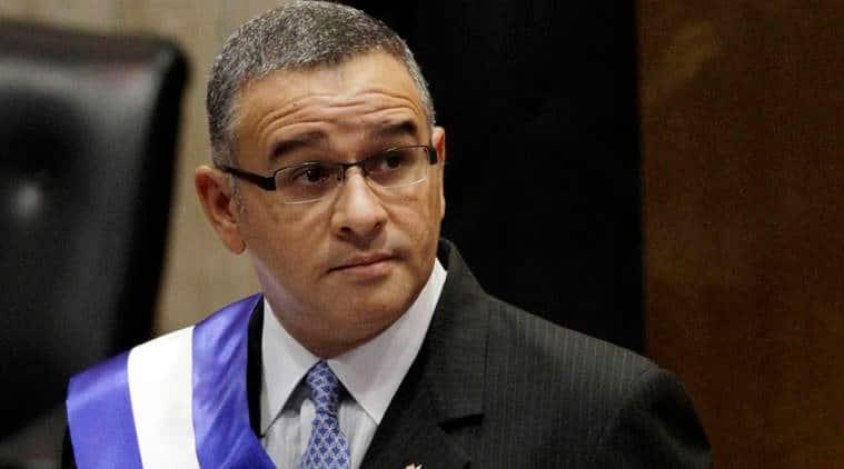 El Salvador prosecutors request extradition of former president Mauricio Funes