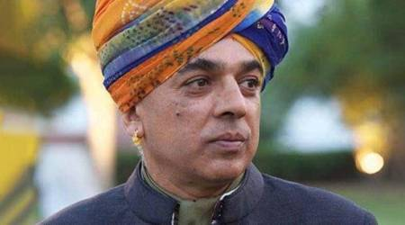 BJP leader Kunwar Manvendra Singh, Uttar Pradesh Legislative Council, Samajwadi Party, Anandiben, Bundelkhand region, lucknow news, indian express