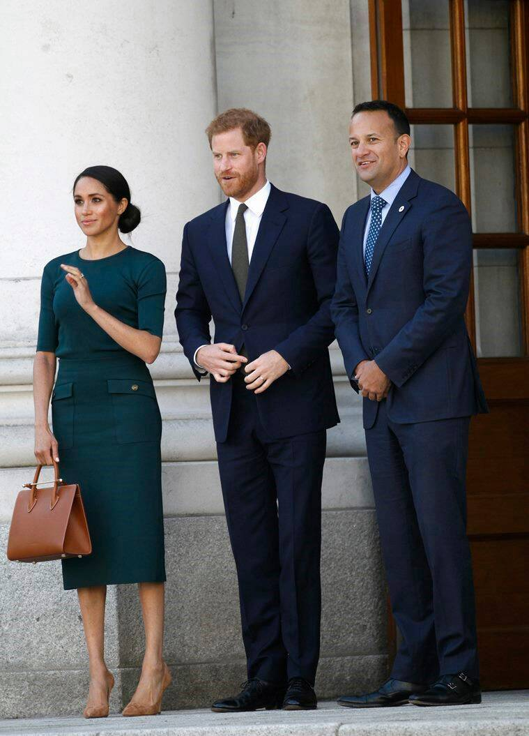Meghan Markle, Meghan Markle best dressed People magazine 2018, Meghan Markle best dressed woman 2018, Meghan Markle latest photos, Meghan Markle fashion, indian express, indian express news