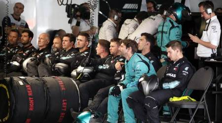 Mercedes team orders add to F1's history of controversy