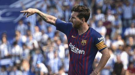I would like to get better at taking penalties, says Lionel Messi