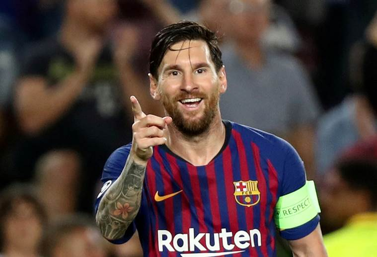Messi overtakes Ronaldo in Champions League hat-trick count