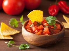 Love Mexican Salsa? Make it at home with other yummy dips!