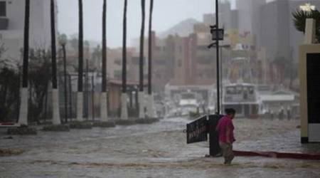 7 dead, 5 missing after flood ravages town in western Mexico