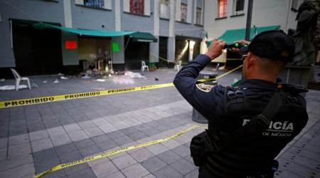 Five deaths in mariachi plaza shootout pose test for Mexico's newgovt