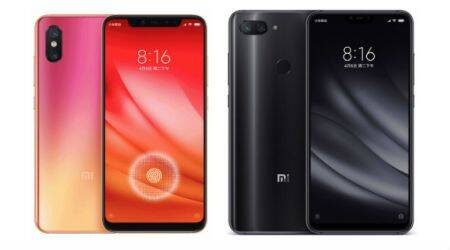 Xiaomi Mi 8 Pro with pressure-sensitive in-display reader announced: Price, features and specifications