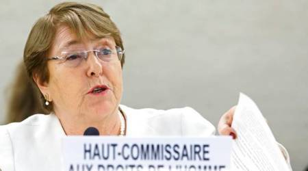 New UN rights chief urges India, Pak to take meaningful action on Kashmirissue