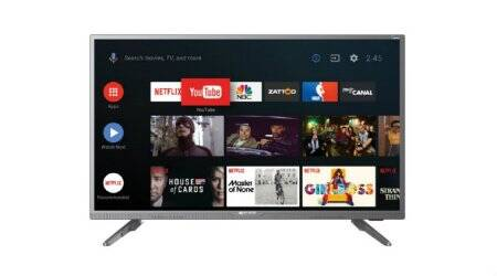 Micromax Canvas 3 Android-based Smart TV announced: Price in India, specifications