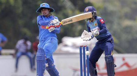 Mithali Raj hits career-best knock but India lose 3rd ODI to Sri Lanka