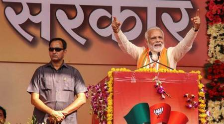 Failing at home, Congress looks at coalition abroad, it's a burden: PM Modi in Madhya Pradesh