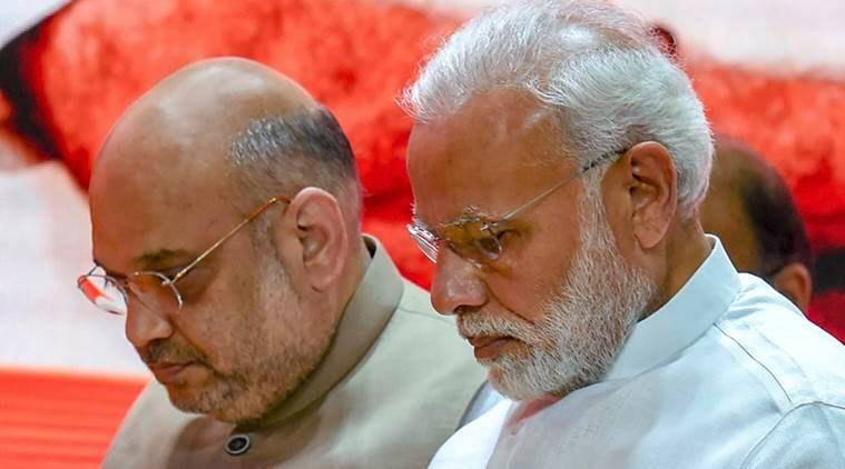 Modi, Amit Shah to address mega rally of BJP workers in Bhopal