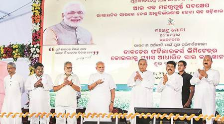 Modi targets Patnaik govt for saying no to NHPM, alleges graft culture in state