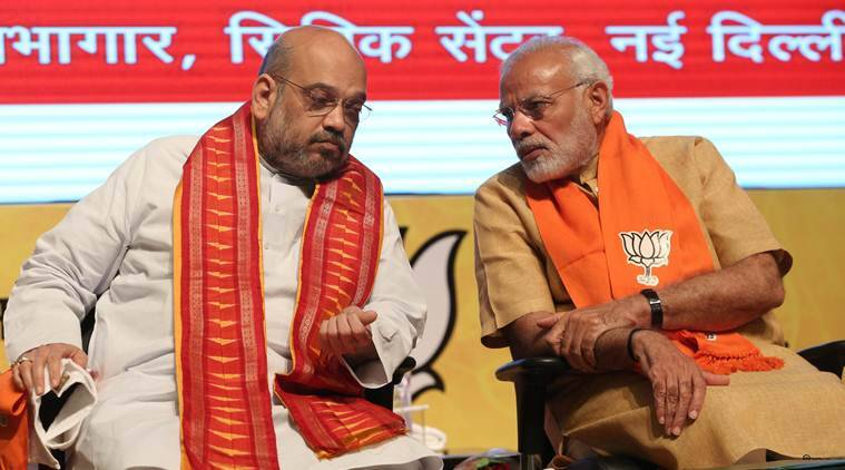Watch live: PM Modi, Amit Shah address rally in poll-bound Madhya Pradesh