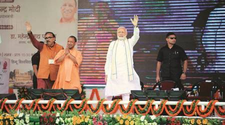 PM Narendra Modi inaugurates projects worth Rs 557 crore in Varanasi