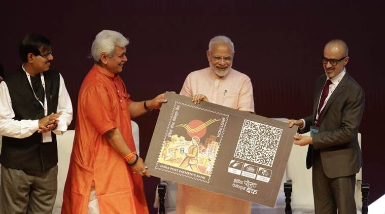 Launching Post bank, PM Modi says naamdaars abused loan rules
