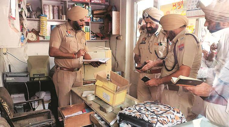 Punjab: Courier packet explodes at Moga shop, two injured