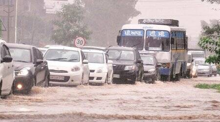 Mohali on alert after heavy rain lashes region, all educational institutions to stay shuttoday