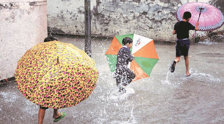 monsoon, india monsoon, india monsoon data, latest monsoon data, IMD, IMD Figures monsoon, indian express
