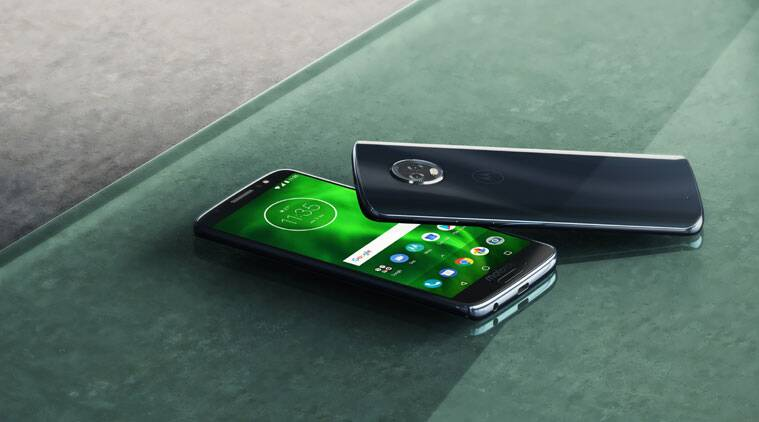 Image result for Moto to launch G6 Plus in India today