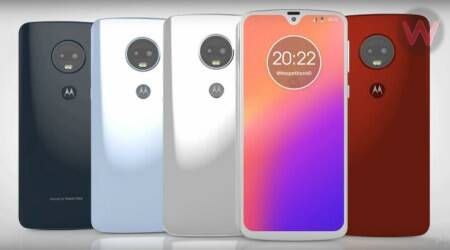 Moto G7 concept video spotted online, shows 'waterdrop' style notch
