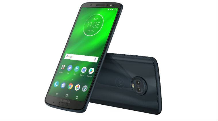 online store ffac4 27e93 Moto g6 plus amazon