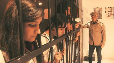 spooky, mystery, horror, adventure, Kohinoor, Mystery rooms, Indian Express