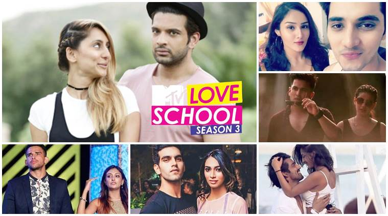 MTV Love School 3 top five couples Karan Kundrra Anusha Dandekar show