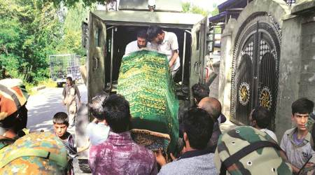 J-K: Posing as reporters, militants kill soldier who was home to mourn son's death