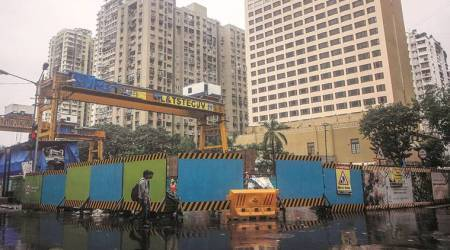 As Metro work progresses in Mumbai, businesses take a hit
