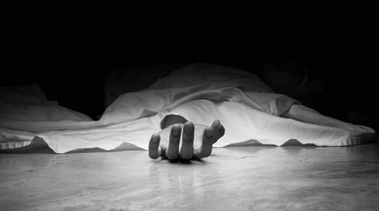 Employee commits suicide Agriculture department employee kills self, senior officer booked for  abetment, Lucknow news, Indian Express