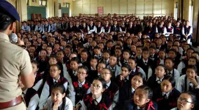 Police Ke Pathshala, Nagaland