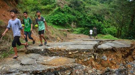 Nagaland requires Rs 800 crore for flood restoration work: Government official