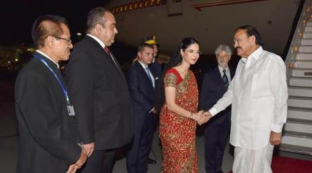 Terror has no religion; need to create global consensus for fighting menace: Venkaiah Naidu in Romania