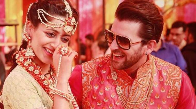 Neil Nitin Mukesh, wife Rukmini baby girl