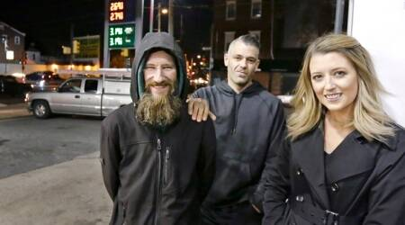 New Jersey couple ordered to turn over funds raised forhomeless