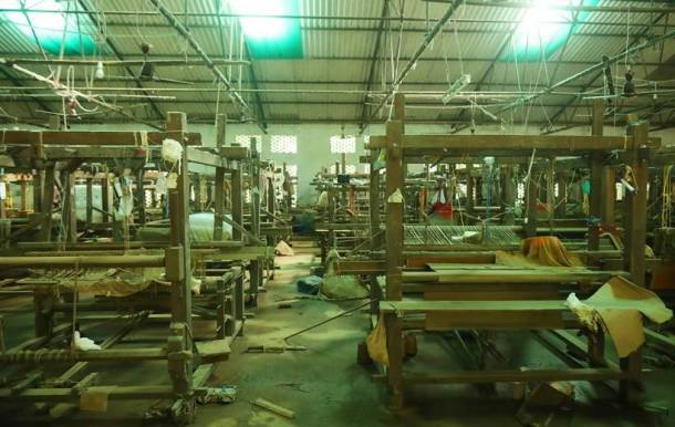Kerala floods, Kerala floods 2018, Chendamangalam, Chendamangalam handloom industry, Chendamanglam handloom photos, handloom industry chendamangalam, Chendamangalam handloom textiles, handloom textiles industry kerala, kerala handloom industry, Chendamangala kerala, chendamangalam handlooms, Kerala news, Indian Express,