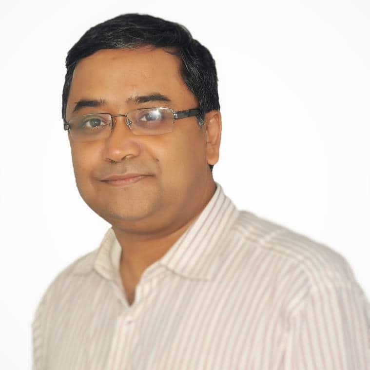 Nilanjan Choudhury, Shillong Times