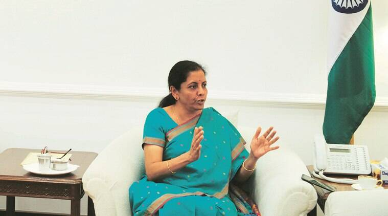 Nirmala Sitharaman, rafale deal, narendra modi, rafale deal controversy, rafale deal price row, reliance defence rafale deal, india US 2+2 meeting, Narendra Modi, india Pakistan relations, India-China relation, indian express