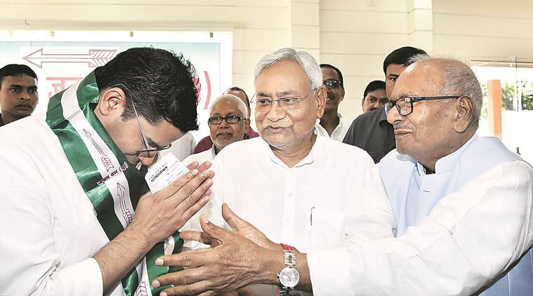 India news, Nitish Kumar, BJP, 2019 lok sabha elections, Amit Shah, JDU BJP Alliance, seat sharing in Bihar, JDU BJP seat alliance, India News, Indian Express