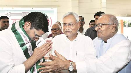 2019 Lok Sabha polls: Seat-sharing talks with BJP on, get to work, Nitish Kumar tells JD(U) workers