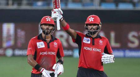 India vs Hong Kong Live Cricket Score Streaming, Asia Cup 2018 Live Score: Nizakat Khan slams half century