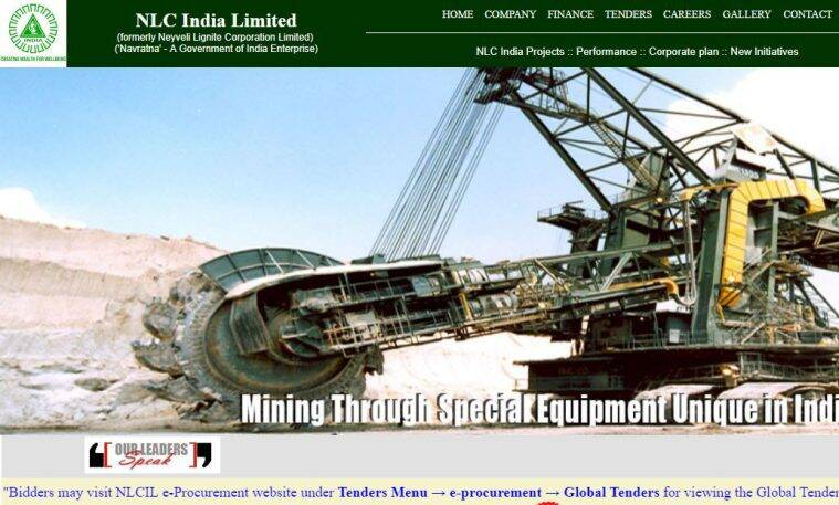 NLC India Limited, NLC India Limited recruitment, NLC recruitment, govtjobs