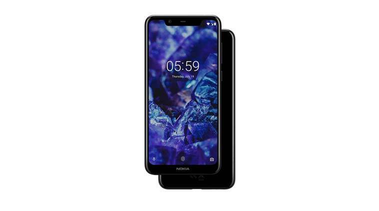 Nokia 5.1 Plus launched in India
