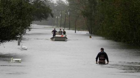 Hurricane Florence death toll swells to 14 as rivers rise
